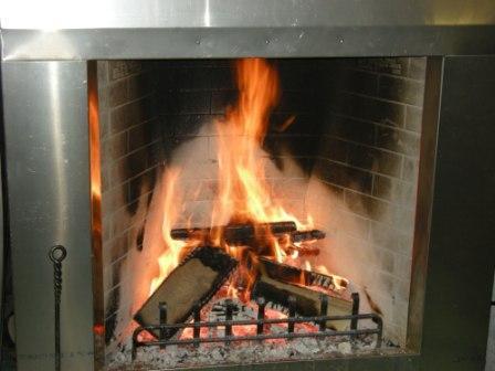 Hillen Refractory Rumford Firebox